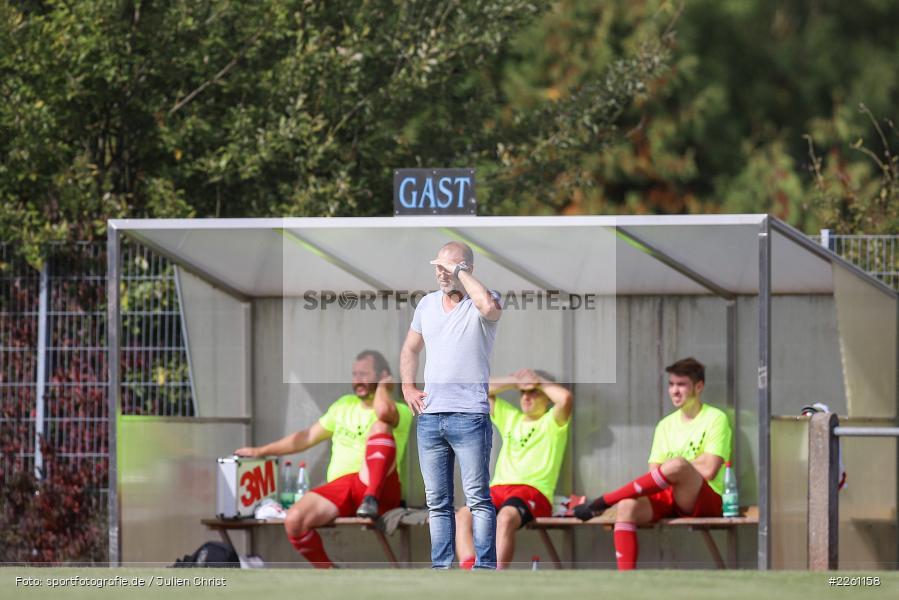 Sven Kaiser, Kreisklasse Würzburg, 22.09.2019, FV Langenprozelten/Neuendorf, SG Eußenheim/Gambach - Bild-ID: 2261158