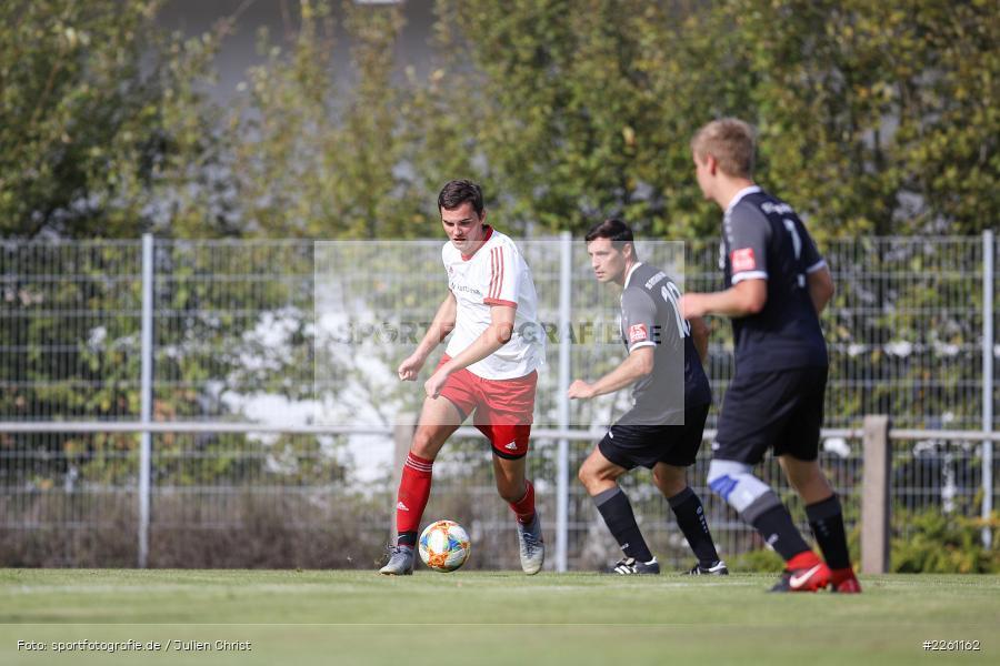 Fabian Imhof, Kreisklasse Würzburg, 22.09.2019, FV Langenprozelten/Neuendorf, SG Eußenheim/Gambach - Bild-ID: 2261162