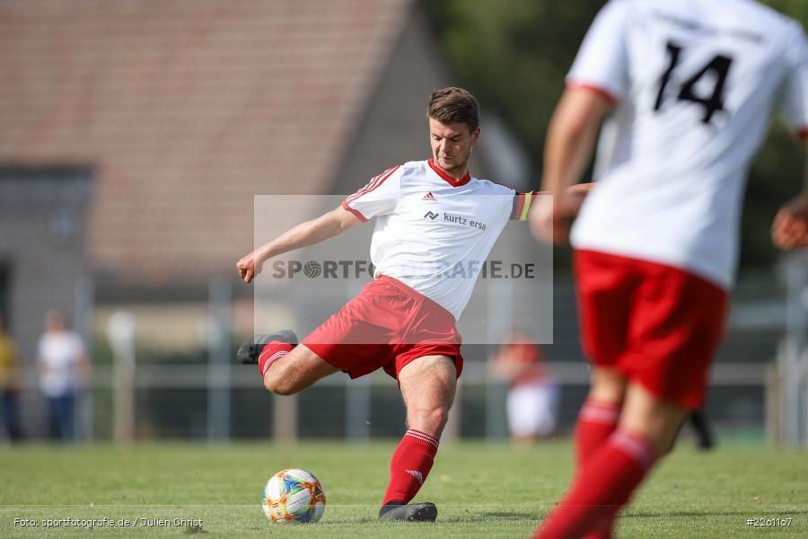 Niklas Joa, Kreisklasse Würzburg, 22.09.2019, FV Langenprozelten/Neuendorf, SG Eußenheim/Gambach - Bild-ID: 2261167