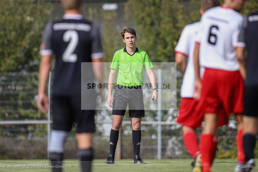 Giuliano Achito, Kreisklasse Würzburg, 22.09.2019, FV Langenprozelten/Neuendorf, SG Eußenheim/Gambach - Bild-ID: 2261170