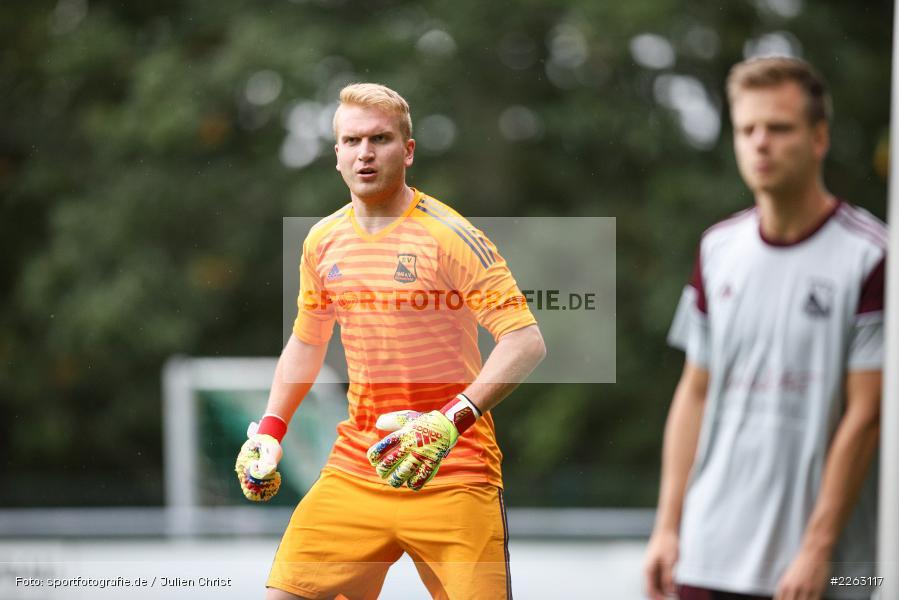Julian Konrad, Kreisliga Würzburg, 29.09.2019, SV Birkenfeld, FV Gemünden/Seifriedsburg - Bild-ID: 2263117