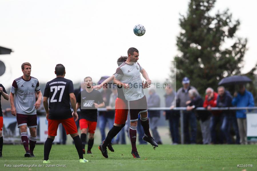 Philipp Schebler, Kreisliga Würzburg, 29.09.2019, SV Birkenfeld, FV Gemünden/Seifriedsburg - Bild-ID: 2263118