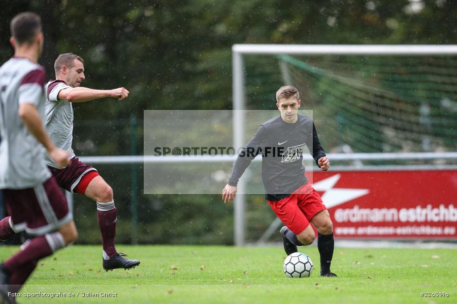Markus Mjalov, Kreisliga Würzburg, 29.09.2019, SV Birkenfeld, FV Gemünden/Seifriedsburg - Bild-ID: 2263146