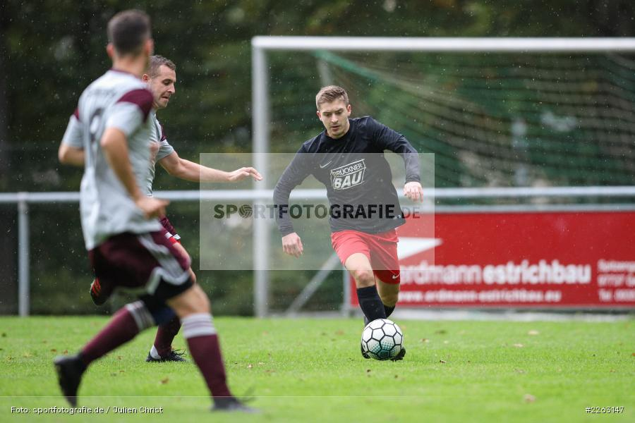 Markus Mjalov, Kreisliga Würzburg, 29.09.2019, SV Birkenfeld, FV Gemünden/Seifriedsburg - Bild-ID: 2263147