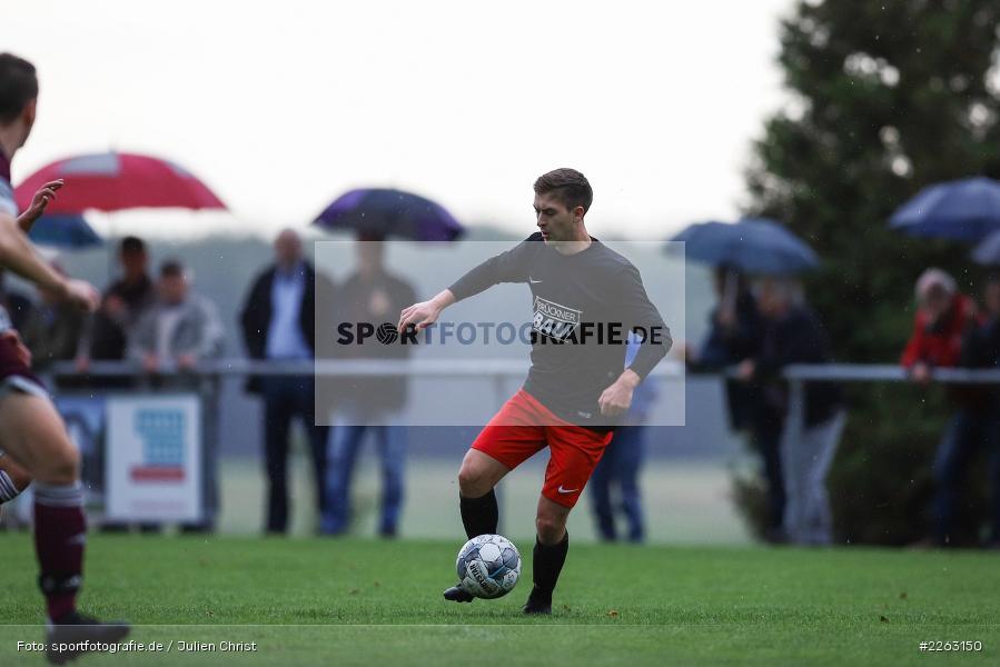 Markus Mjalov, Kreisliga Würzburg, 29.09.2019, SV Birkenfeld, FV Gemünden/Seifriedsburg - Bild-ID: 2263150