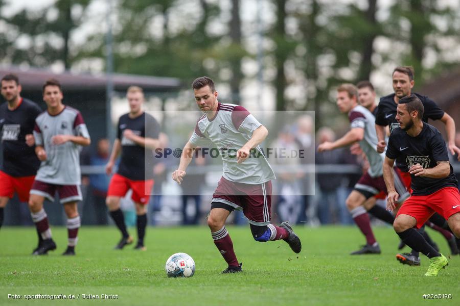 Thilo Schreier, Kreisliga Würzburg, 29.09.2019, SV Birkenfeld, FV Gemünden/Seifriedsburg - Bild-ID: 2263190