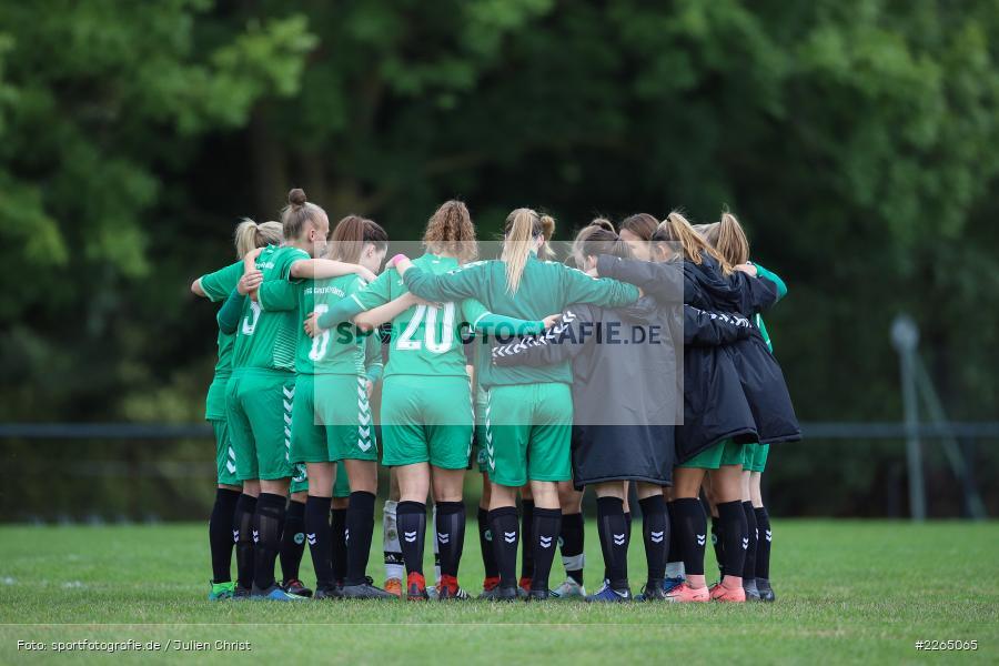 03.10.2019, Landesliga Nord Frauen, SpVgg Greuther Fürth II, FC Karsbach - Bild-ID: 2265065