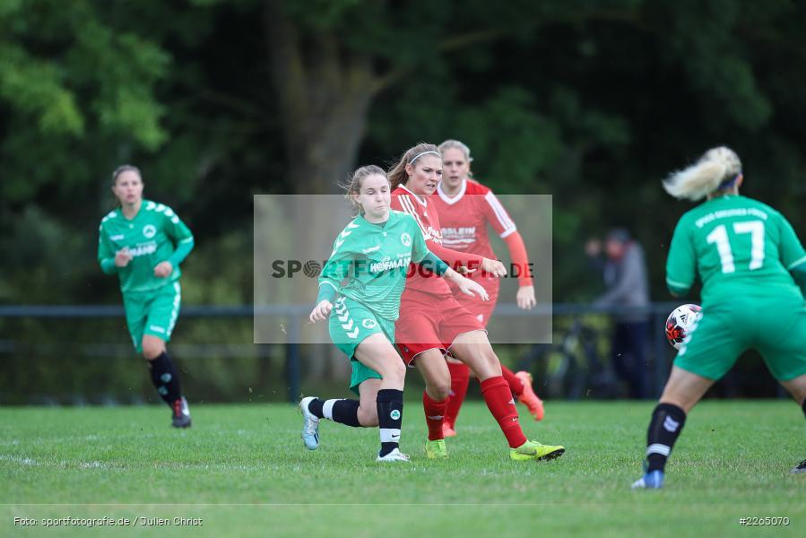 03.10.2019, Landesliga Nord Frauen, SpVgg Greuther Fürth II, FC Karsbach - Bild-ID: 2265070