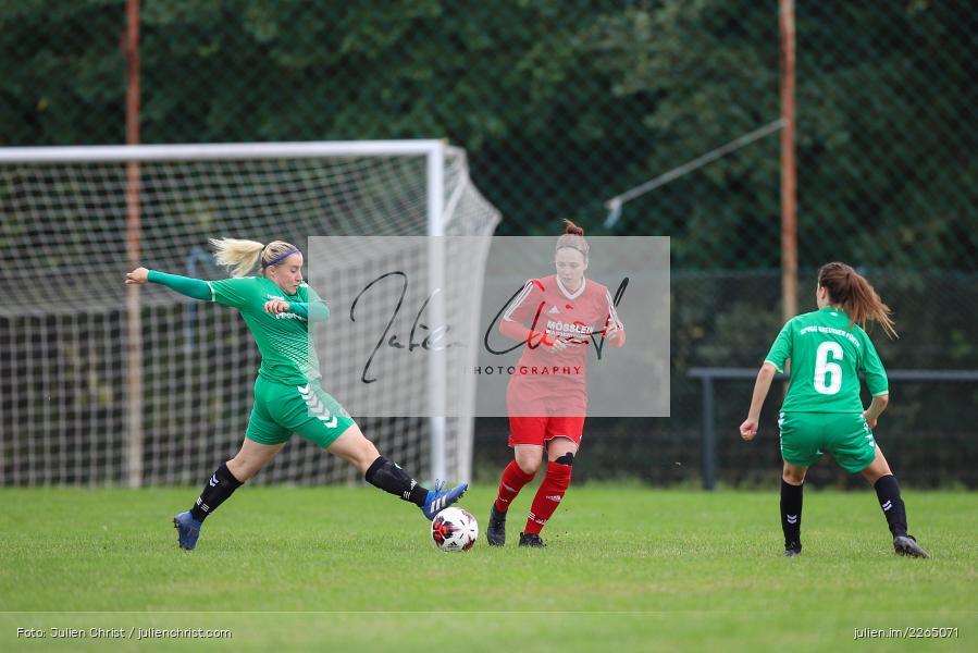 03.10.2019, Landesliga Nord Frauen, SpVgg Greuther Fürth II, FC Karsbach - Bild-ID: 2265071