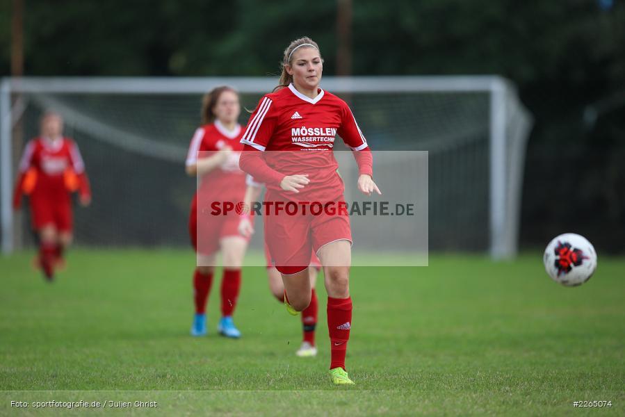 03.10.2019, Landesliga Nord Frauen, SpVgg Greuther Fürth II, FC Karsbach - Bild-ID: 2265074