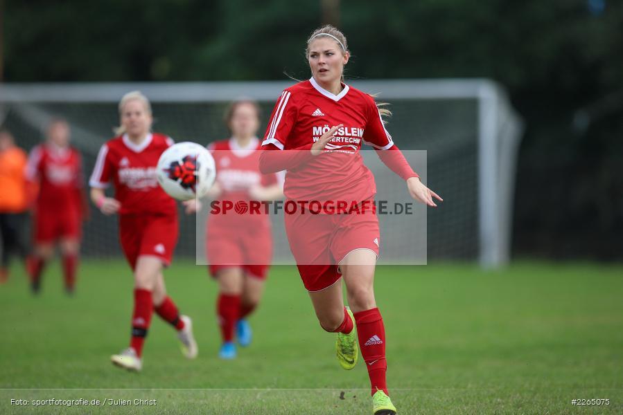 Tamira Stegmann, 03.10.2019, Landesliga Nord Frauen, SpVgg Greuther Fürth II, FC Karsbach - Bild-ID: 2265075
