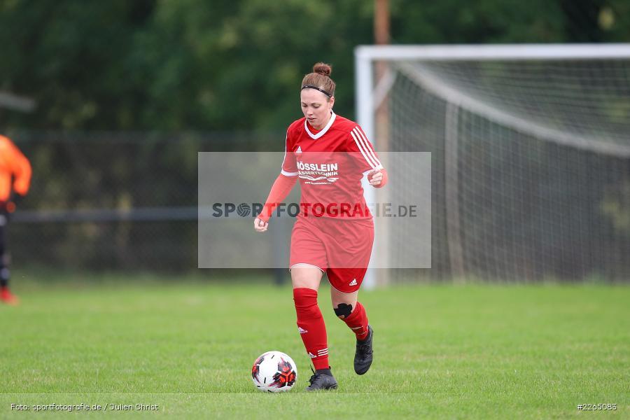 Angelina Müller, 03.10.2019, Landesliga Nord Frauen, SpVgg Greuther Fürth II, FC Karsbach - Bild-ID: 2265083