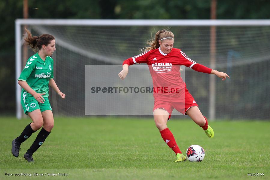 03.10.2019, Landesliga Nord Frauen, SpVgg Greuther Fürth II, FC Karsbach - Bild-ID: 2265099