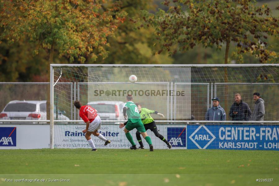 Noah Bischoff, Noah Edelhäuser, 03.10.2019, U19 Bezirksoberliga, (SG) TuS Frammersbach, (SG) FV Karlstadt - Bild-ID: 2265237