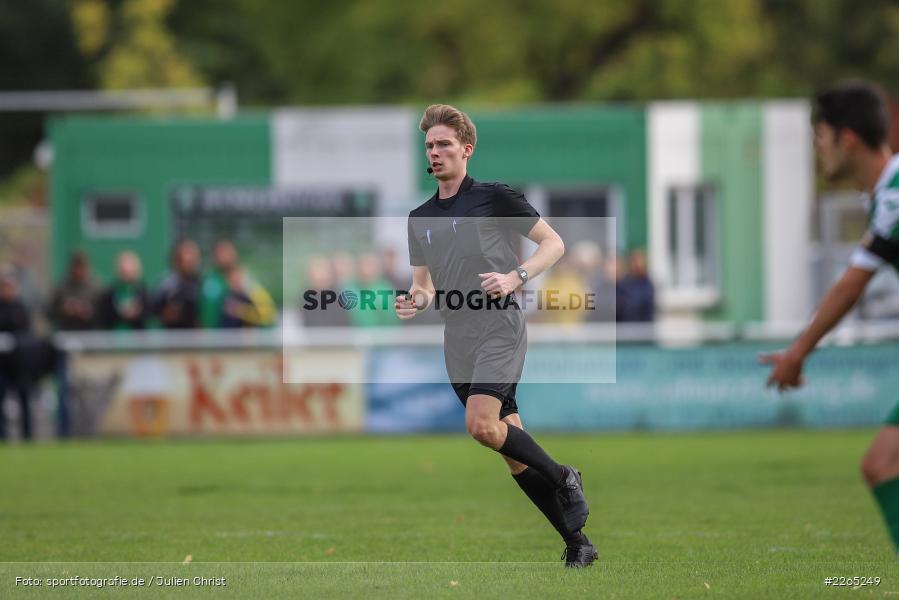 Niklas Bornhorst, 03.10.2019, U19 Bezirksoberliga, (SG) TuS Frammersbach, (SG) FV Karlstadt - Bild-ID: 2265249
