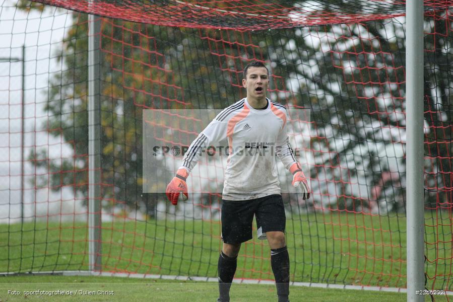 Julian Behl, 06.10.2019, Kreisliga Würzburg, FV 05 Helmstadt, SV Altfeld - Bild-ID: 2266202