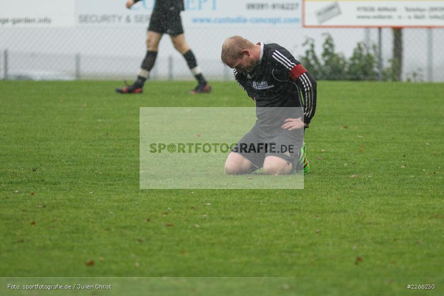 Matthias Hauser, 06.10.2019, Kreisliga Würzburg, FV 05 Helmstadt, SV Altfeld - Bild-ID: 2266230
