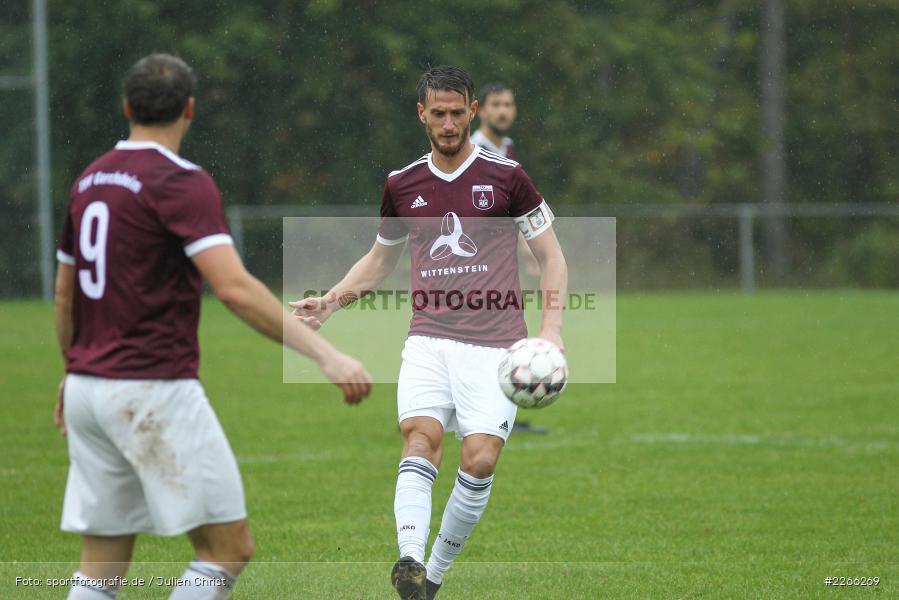 Andreas Henneberger, Kreisliga TBB, 06.10.2019, TSV Gerchsheim, Kickers DHK Wertheim - Bild-ID: 2266269