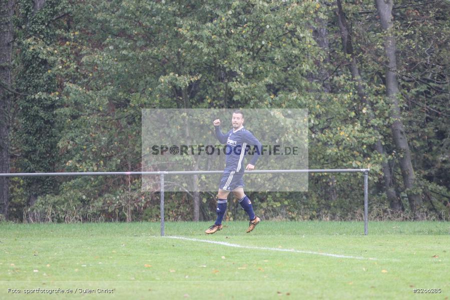 Timo Maier, Kreisliga TBB, 06.10.2019, TSV Gerchsheim, Kickers DHK Wertheim - Bild-ID: 2266285