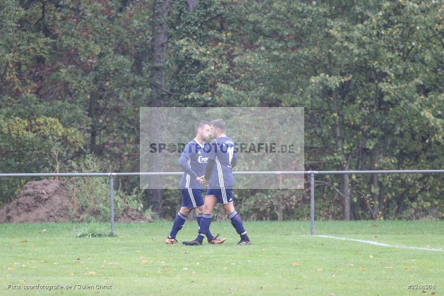 Timo Maier, Kreisliga TBB, 06.10.2019, TSV Gerchsheim, Kickers DHK Wertheim - Bild-ID: 2266286