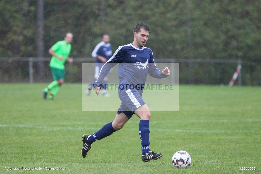 Marc Strauß, 06.10.2019, Kreisliga B TBB, SpG TSV Dittwar/FC Heckfeld, Kickers DHK Wertheim 2 - Bild-ID: 2266300