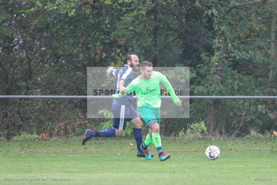 Erich Meisner, Nils Lotter, 06.10.2019, Kreisliga B TBB, SpG TSV Dittwar/FC Heckfeld, Kickers DHK Wertheim 2 - Bild-ID: 2266304
