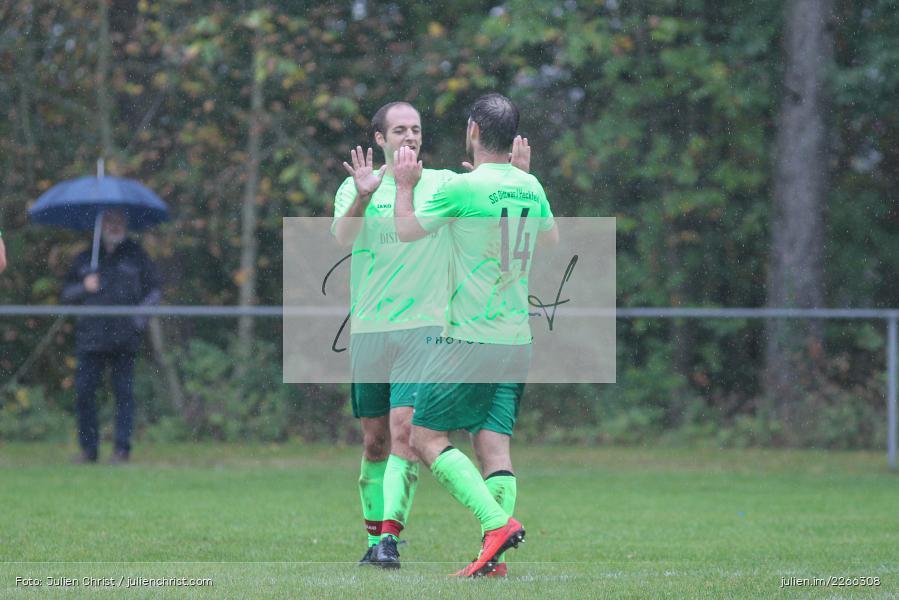 Thomas Lotter, 06.10.2019, Kreisliga B TBB, SpG TSV Dittwar/FC Heckfeld, Kickers DHK Wertheim 2 - Bild-ID: 2266308