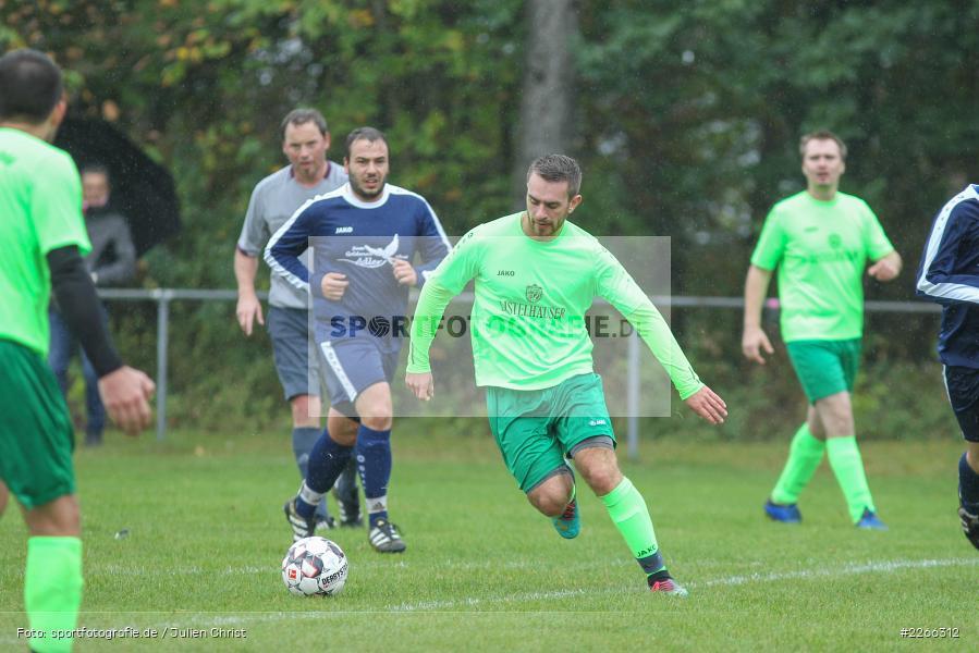 Nils Lotter, 06.10.2019, Kreisliga B TBB, SpG TSV Dittwar/FC Heckfeld, Kickers DHK Wertheim 2 - Bild-ID: 2266312