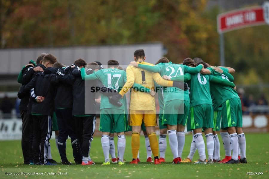 Mannschaftskreis, 19.10.2019, Bayernliga Nord, DJK Ammerthal, TSV Karlburg - Bild-ID: 2269299