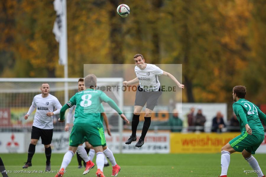Sebastian Fries, 19.10.2019, Bayernliga Nord, DJK Ammerthal, TSV Karlburg - Bild-ID: 2269308