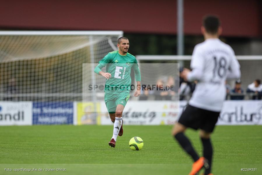 Ferdinand Buchner, 19.10.2019, Bayernliga Nord, DJK Ammerthal, TSV Karlburg - Bild-ID: 2269331