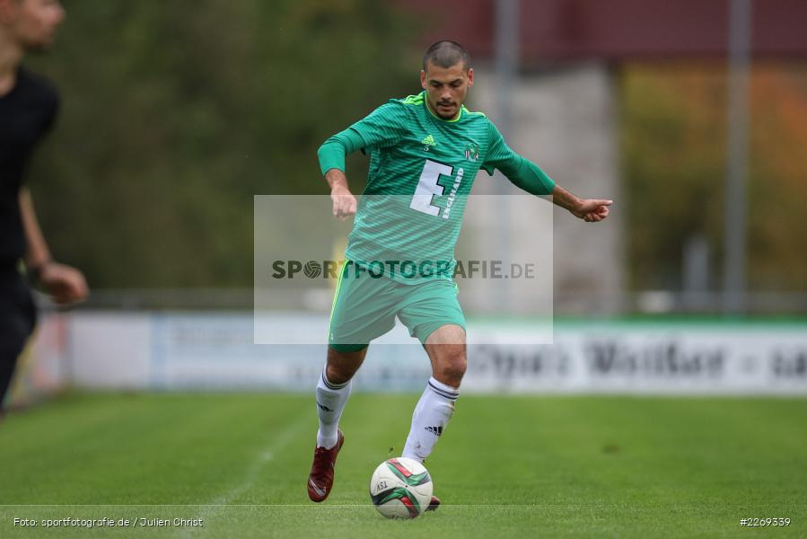 Ferdinand Buchner, 19.10.2019, Bayernliga Nord, DJK Ammerthal, TSV Karlburg - Bild-ID: 2269339