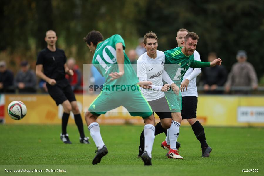 19.10.2019, Bayernliga Nord, DJK Ammerthal, TSV Karlburg - Bild-ID: 2269350