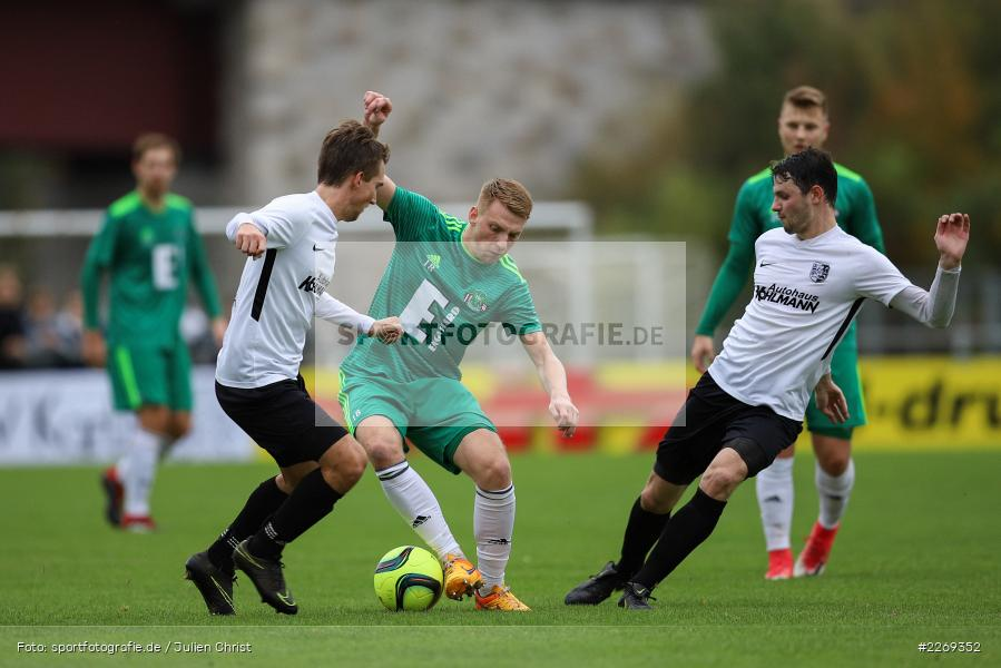 Andreas Rösch, Andre Karzmarczyk, 19.10.2019, Bayernliga Nord, DJK Ammerthal, TSV Karlburg - Bild-ID: 2269352