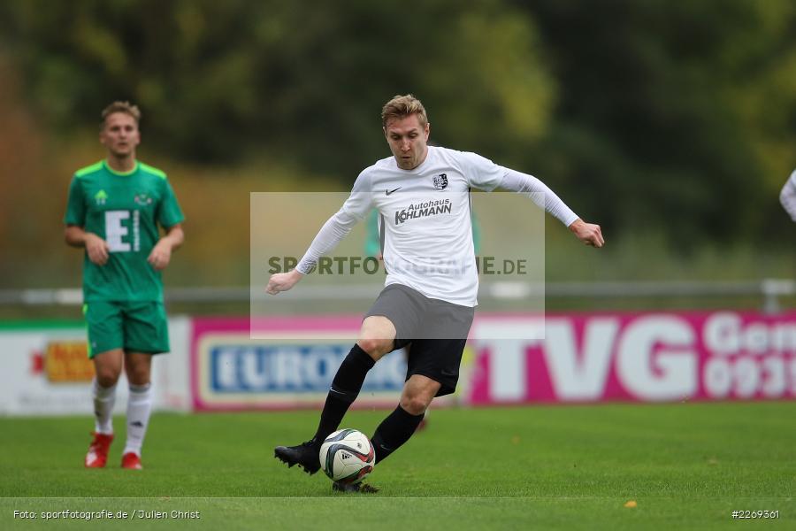 Marco Schiebel, 19.10.2019, Bayernliga Nord, DJK Ammerthal, TSV Karlburg - Bild-ID: 2269361
