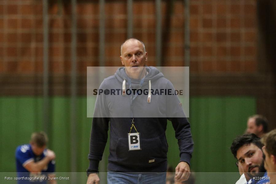 Klaus Sieß, Bezirksliga Staffel Nord, 03.11.2019, TV Gerolzhofen, TSV Karlstadt - Bild-ID: 2269588