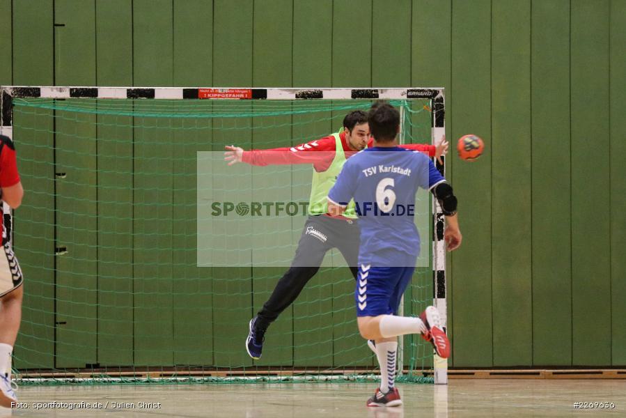Markus Riedmann, Bezirksliga Staffel Nord, 03.11.2019, TV Gerolzhofen, TSV Karlstadt - Bild-ID: 2269636