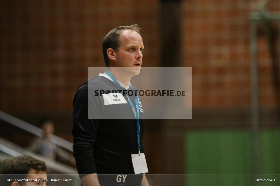 Thorsten Pfaff, Bezirksliga Staffel Nord, 03.11.2019, TV Gerolzhofen, TSV Karlstadt - Bild-ID: 2269640