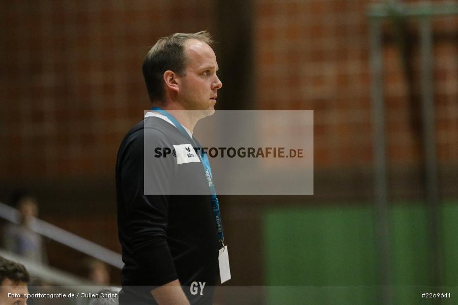Thorsten Pfaff, Bezirksliga Staffel Nord, 03.11.2019, TV Gerolzhofen, TSV Karlstadt - Bild-ID: 2269641
