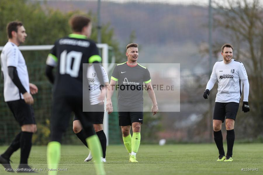 Szymon Dynia, 09.11.2019, Kreisliga Würzburg Gr. 2, TSV Karlburg II, FC Wiesenfeld-Halsbach - Bild-ID: 2269692