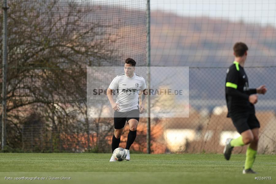 Michael Wolff, 09.11.2019, Kreisliga Würzburg Gr. 2, TSV Karlburg II, FC Wiesenfeld-Halsbach - Bild-ID: 2269713