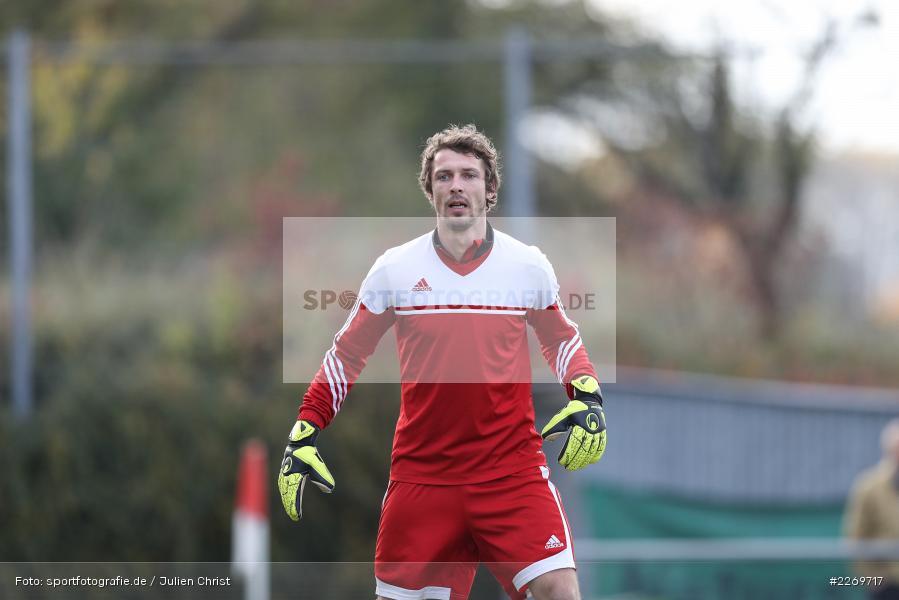Johannes Wolpert, 09.11.2019, Kreisliga Würzburg Gr. 2, TSV Karlburg II, FC Wiesenfeld-Halsbach - Bild-ID: 2269717