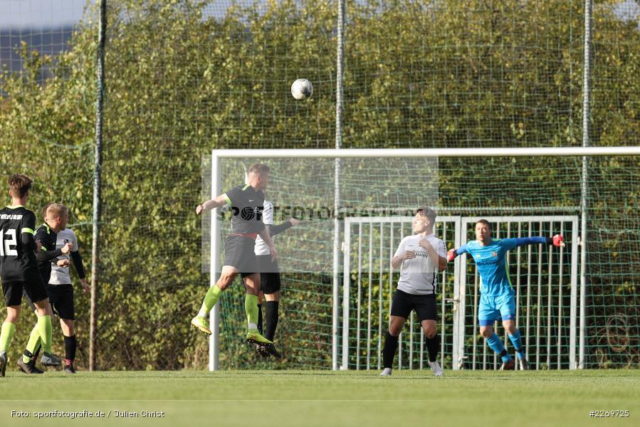 Szymon Dynia, 09.11.2019, Kreisliga Würzburg Gr. 2, TSV Karlburg II, FC Wiesenfeld-Halsbach - Bild-ID: 2269725