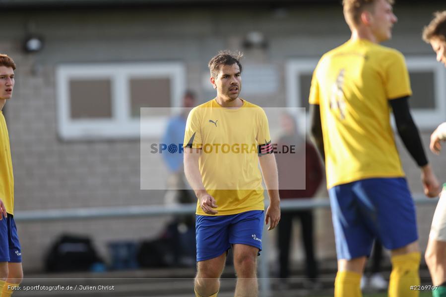 Florian Braun, Kreisklasse Würzburg Gr. 3, 09.11.2019, SV Sendelbach-Steinbach, FC Gössenheim - Bild-ID: 2269767