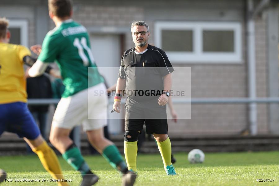 Fahri Kilic, Kreisklasse Würzburg Gr. 3, 09.11.2019, SV Sendelbach-Steinbach, FC Gössenheim - Bild-ID: 2269769