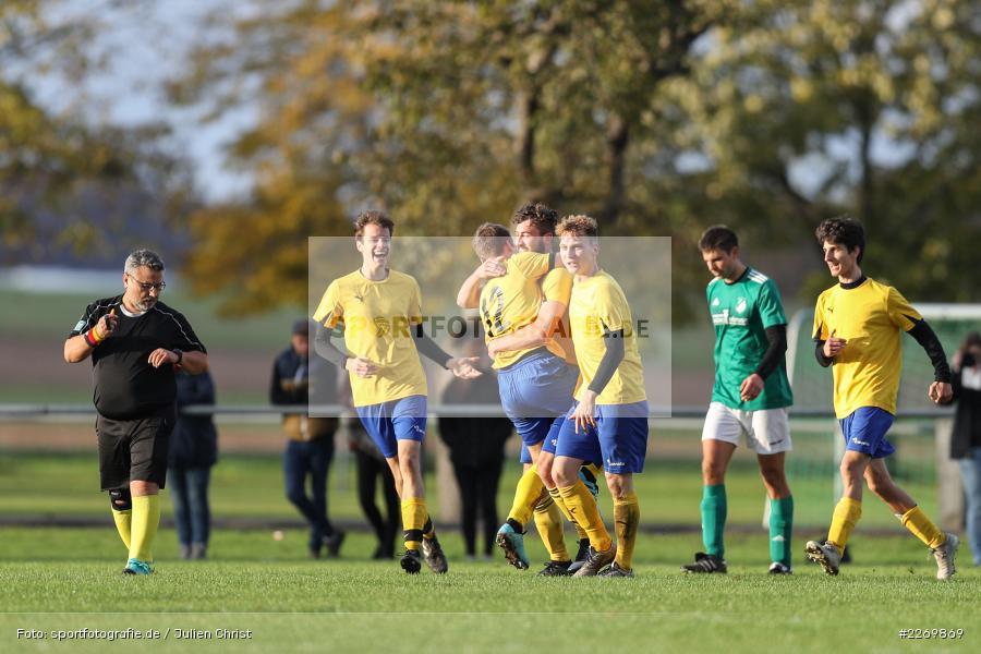 Felix Keinert, Kreisklasse Würzburg Gr. 3, 09.11.2019, SV Sendelbach-Steinbach, FC Gössenheim - Bild-ID: 2269869