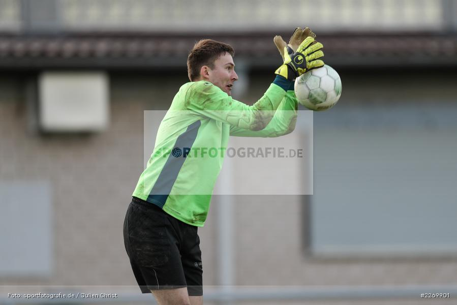Björn Ewald, Kreisklasse Würzburg Gr. 3, 09.11.2019, SV Sendelbach-Steinbach, FC Gössenheim - Bild-ID: 2269901