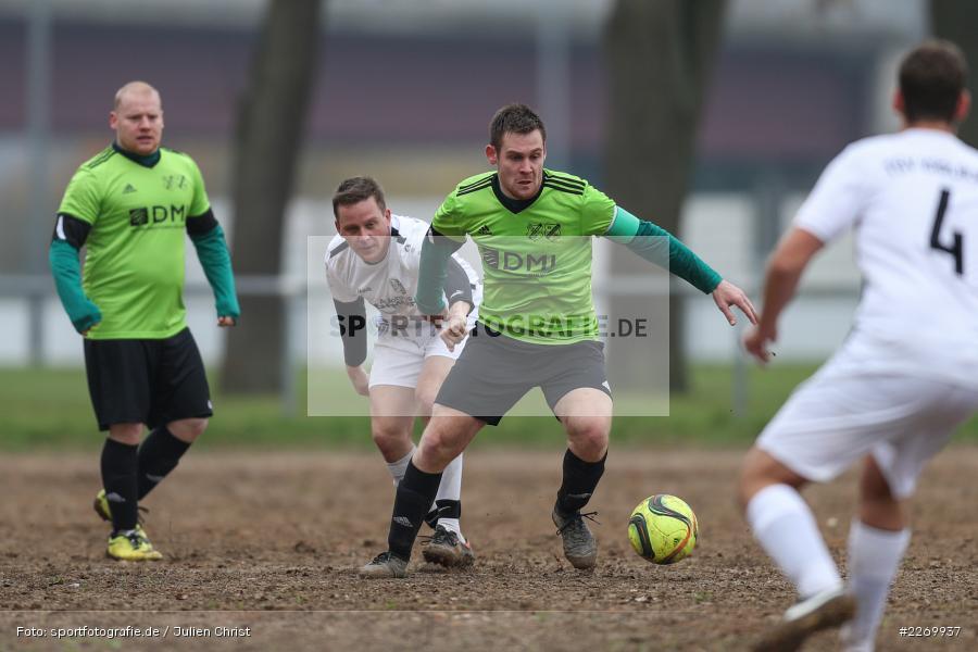 Michael Megner, Michael Schmitt, 10.11.2019, A-Klasse Würzburg Gr. 6, DJK Reuchelheim/SV Heumgrumbach, TSV Karlburg III - Bild-ID: 2269937