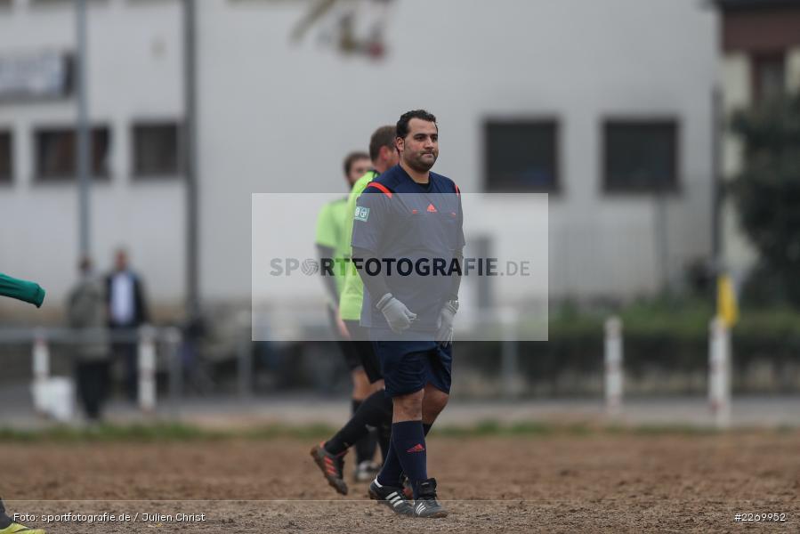 Christian Magnano, 10.11.2019, A-Klasse Würzburg Gr. 6, DJK Reuchelheim/SV Heumgrumbach, TSV Karlburg III - Bild-ID: 2269952