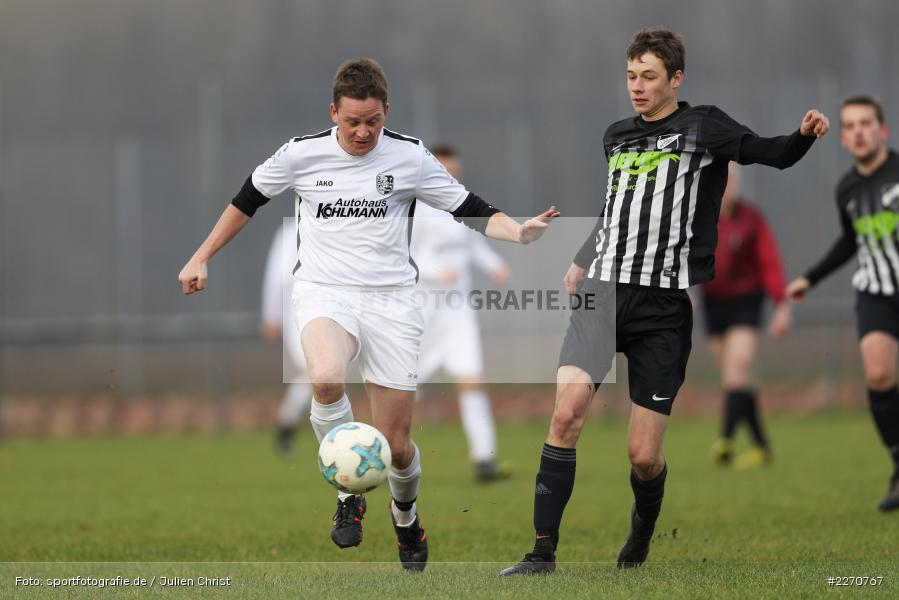 Simon Barthelmes, Michael Schmitt, 24.11.2019, A-Klasse Würzburg Gr. 6, TSV Karlburg III, TSV Retzbach II - Bild-ID: 2270767